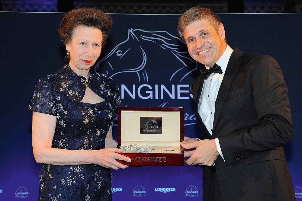 Longines ladies awards