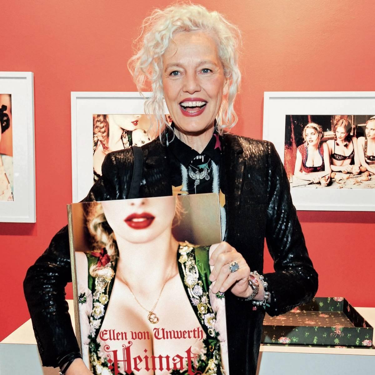 Ellen von Unwerth Nude Photos 17