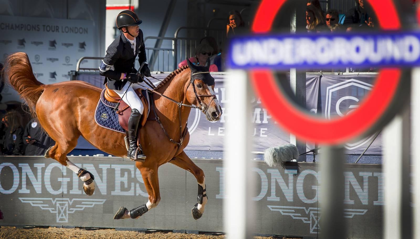 Longines World's Best Racehorse